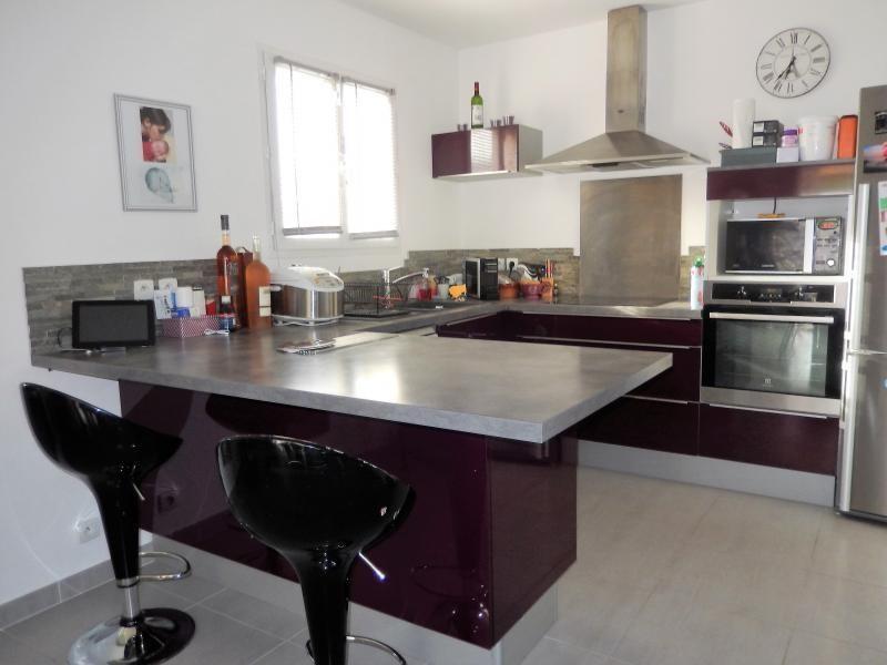 Vente maison / villa Montaud 297000€ - Photo 1