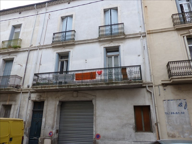 Vente immeuble Beziers 142 000€ - Photo 1