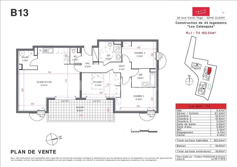 Vente de prestige appartement St aygulf 493000€ - Photo 2