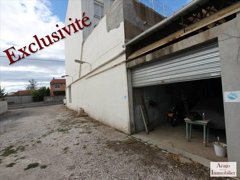 Vente local commercial Rivesaltes 54000€ - Photo 1