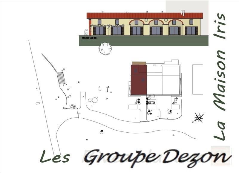 Location maison / villa Grenade 1527€ CC - Photo 1