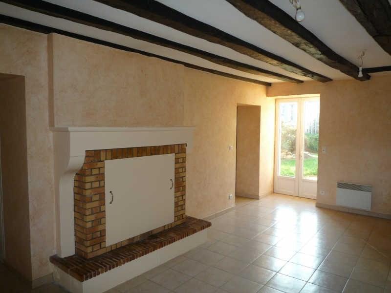 Location maison / villa Vivonne 600€cc -  3