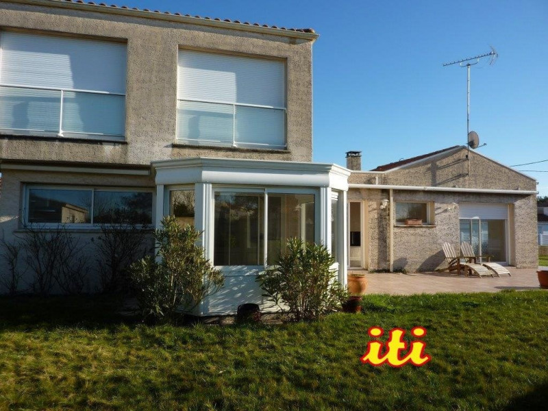 Vente maison / villa Chateau d olonne 468 000€ - Photo 1