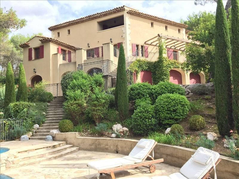Vente de prestige maison / villa Mallemort 1335000€ - Photo 1