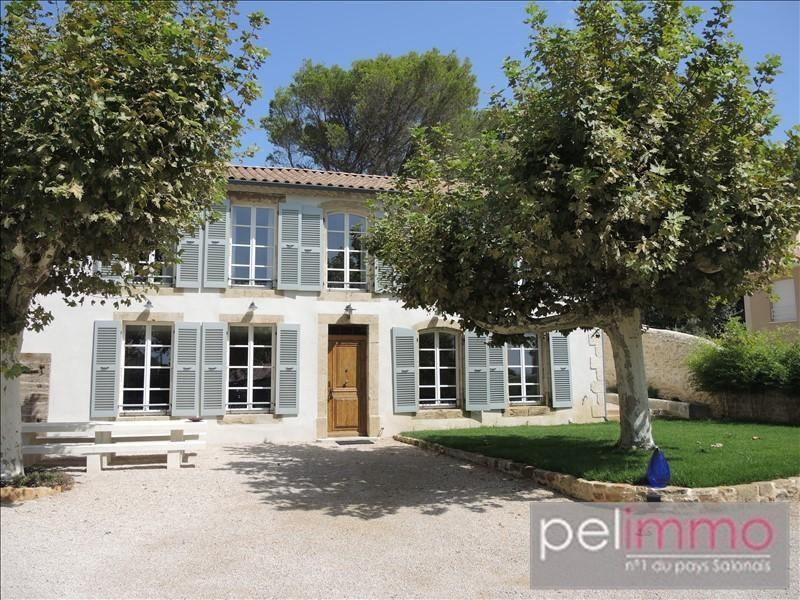 Vente maison / villa Pelissanne 530000€ - Photo 1