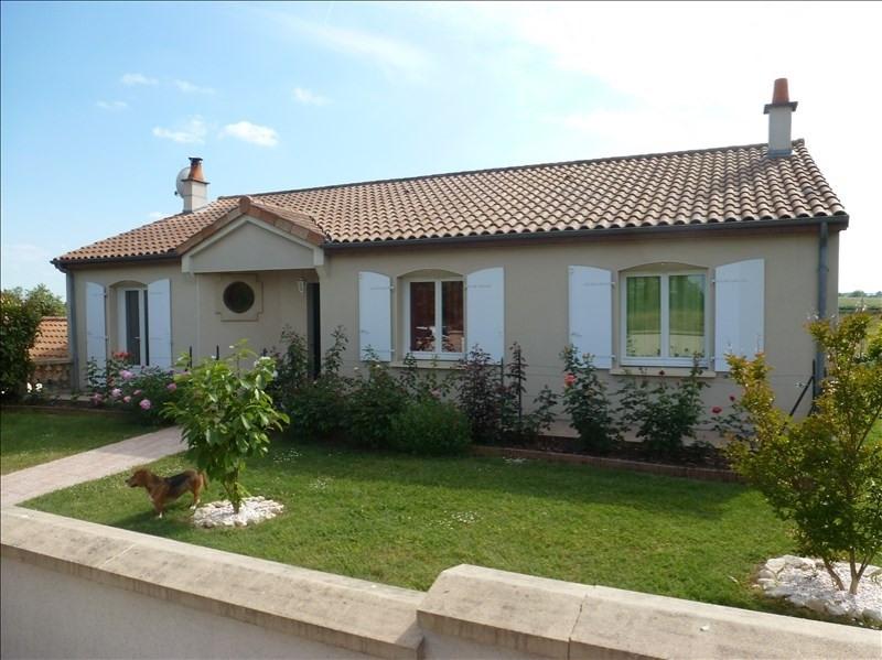 Vente maison / villa Antran 201400€ - Photo 1