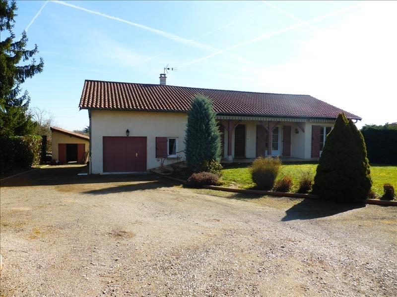 Sale house / villa Villars les dombes 252000€ - Picture 2
