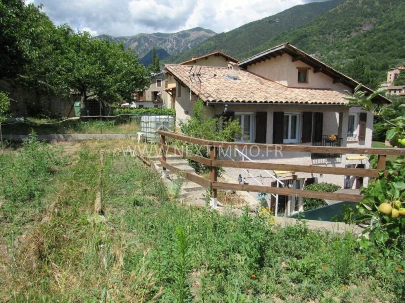 Revenda casa Roquebillière 210000€ - Fotografia 1