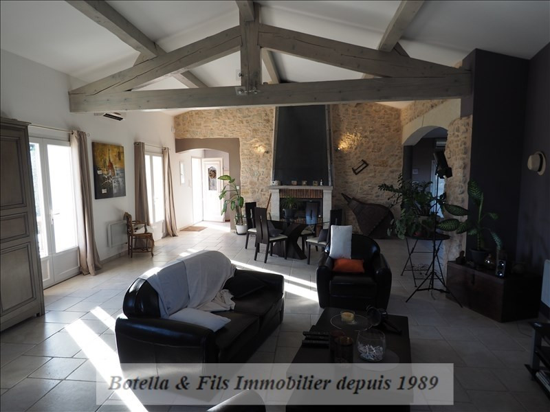 Deluxe sale house / villa St just d ardeche 780 000€ - Picture 4