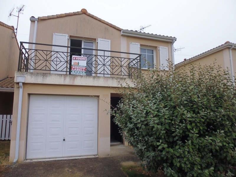 Vente maison / villa Poitiers 157000€ -  7