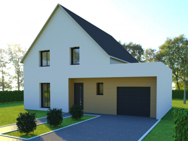 """Modèle de maison  """"Modèle de maison 6 pièces"""" à partir de 6 pièces Ardennes par PLURIAL HOME EXPERT"""
