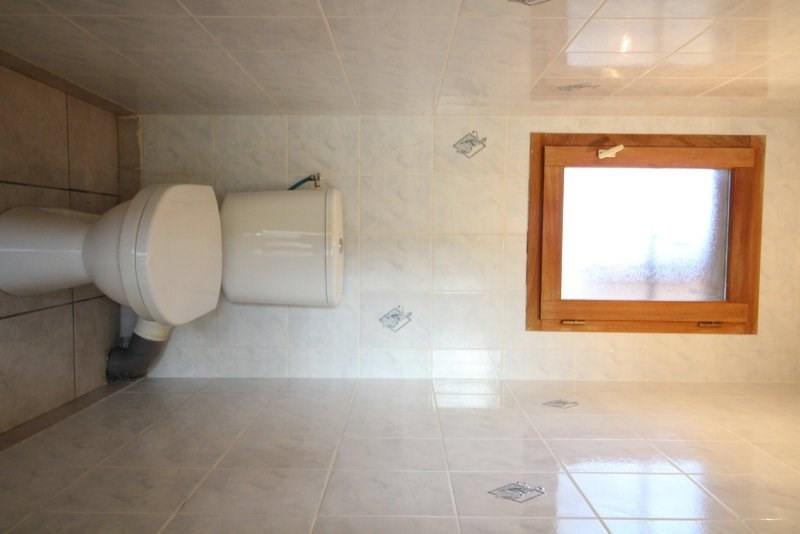 Vente maison / villa Les avenieres 167000€ - Photo 6