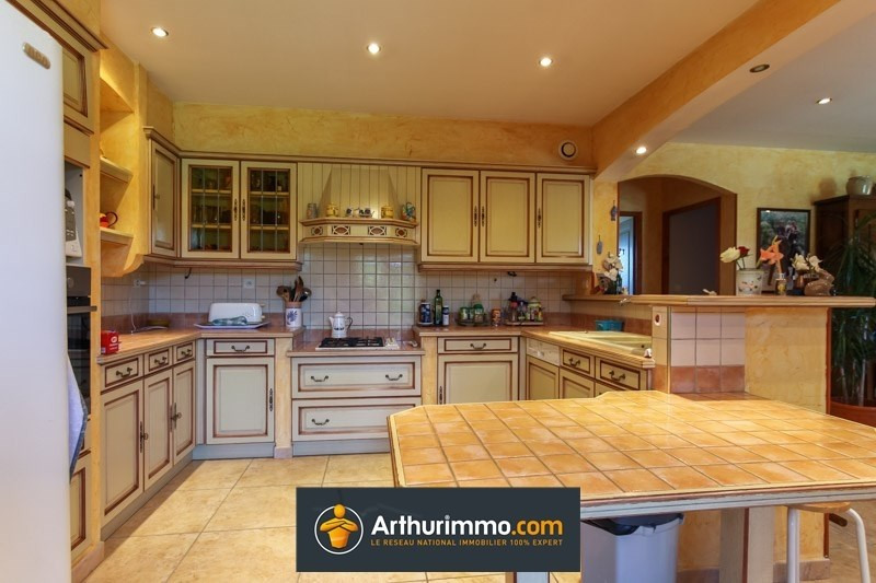 Vente maison / villa Morestel 395000€ - Photo 3