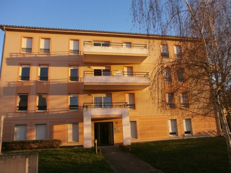 Venta  apartamento Villefontaine 95000€ - Fotografía 2