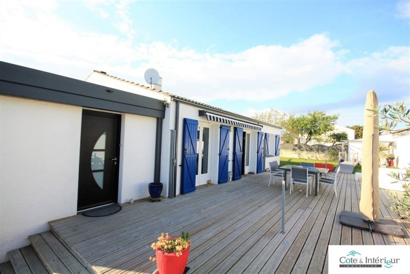 Vente maison / villa Chateau d olonne 369 000€ - Photo 1