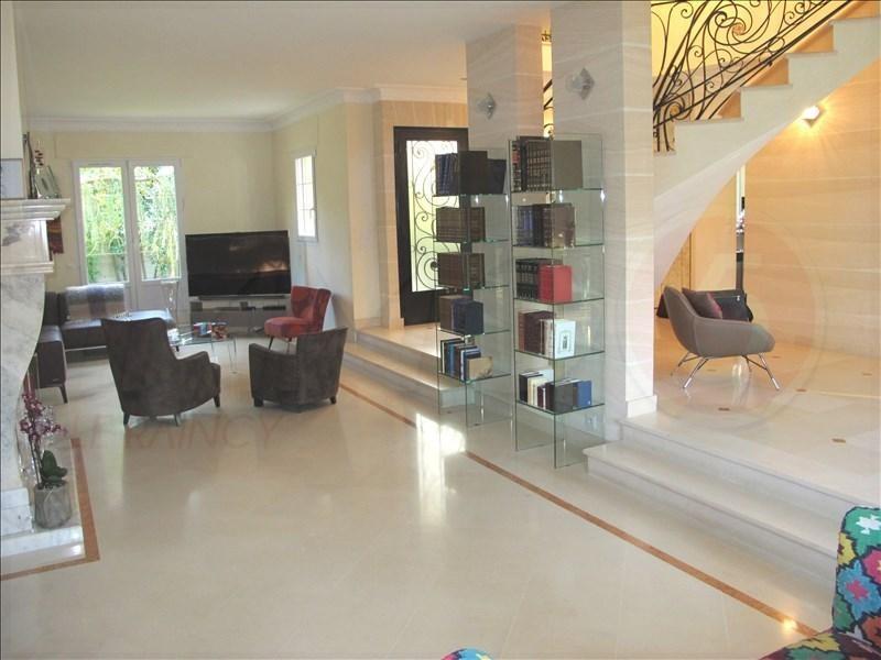 Vente de prestige maison / villa Le raincy 1135000€ - Photo 4