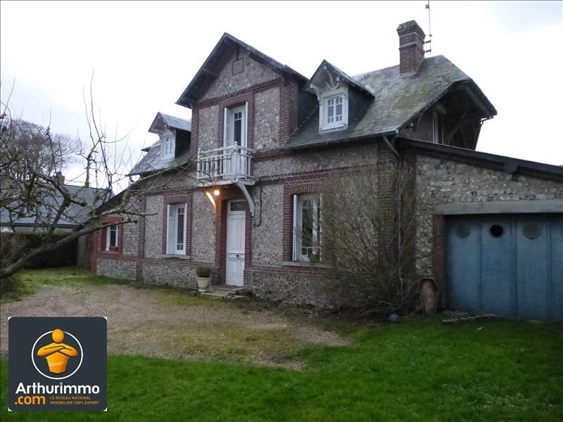 Sale house / villa Fecamp 161000€ - Picture 1