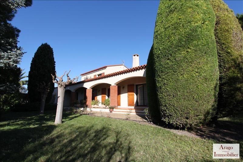 Vente maison / villa Espira de l agly 367000€ - Photo 1