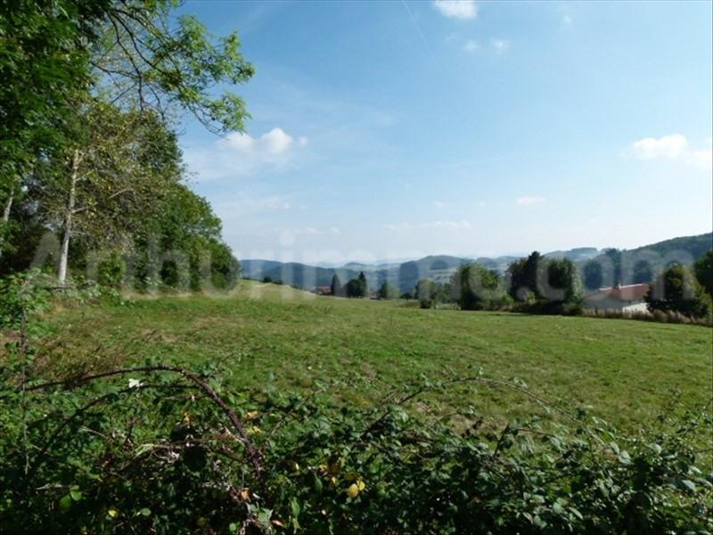 Vente terrain Affoux 67000€ - Photo 1