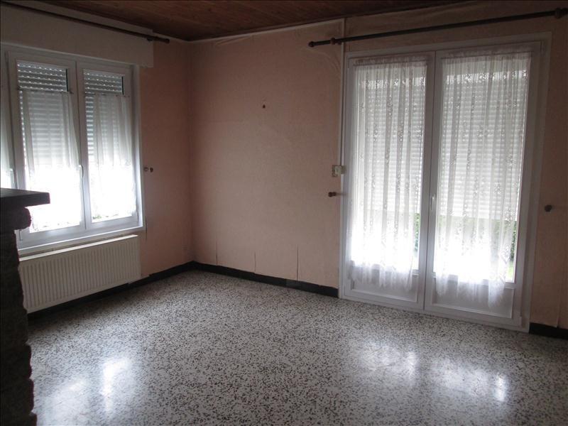 Vente maison / villa Aubigny au bac 125000€ - Photo 2