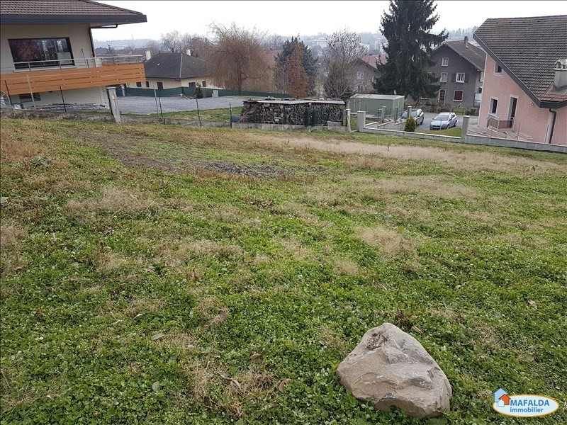 Vente terrain Thyez 168000€ - Photo 1