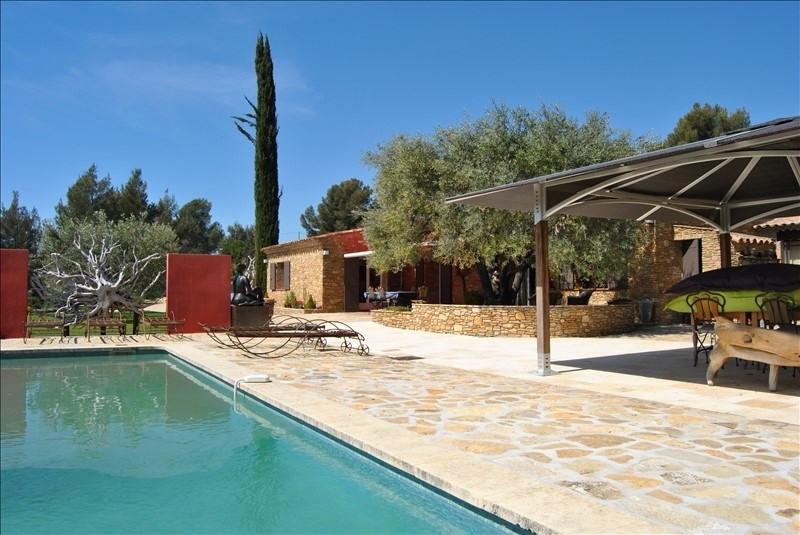 Vente de prestige maison / villa La cadiere d azur 936000€ - Photo 1