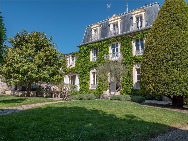 Vente de prestige maison / villa Versailles 1800000€ - Photo 2