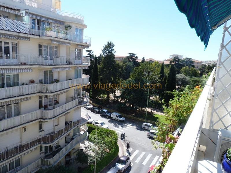 Life annuity apartment Le cannet 55 000€ - Picture 2