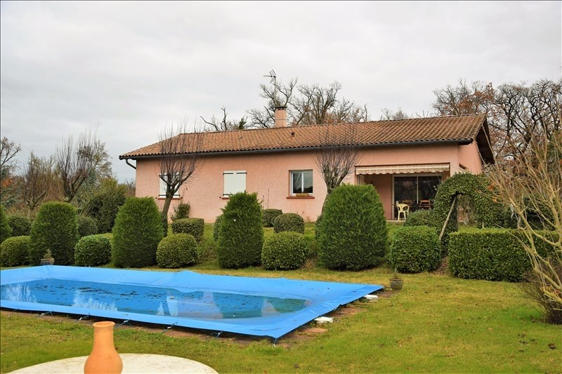 Location maison / villa Flourens 1530€ CC - Photo 1