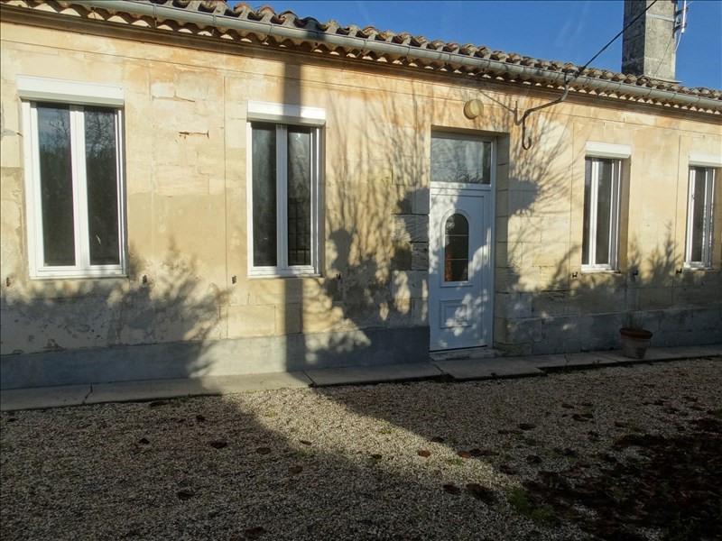 Vente maison / villa Cantenac 239560€ - Photo 1
