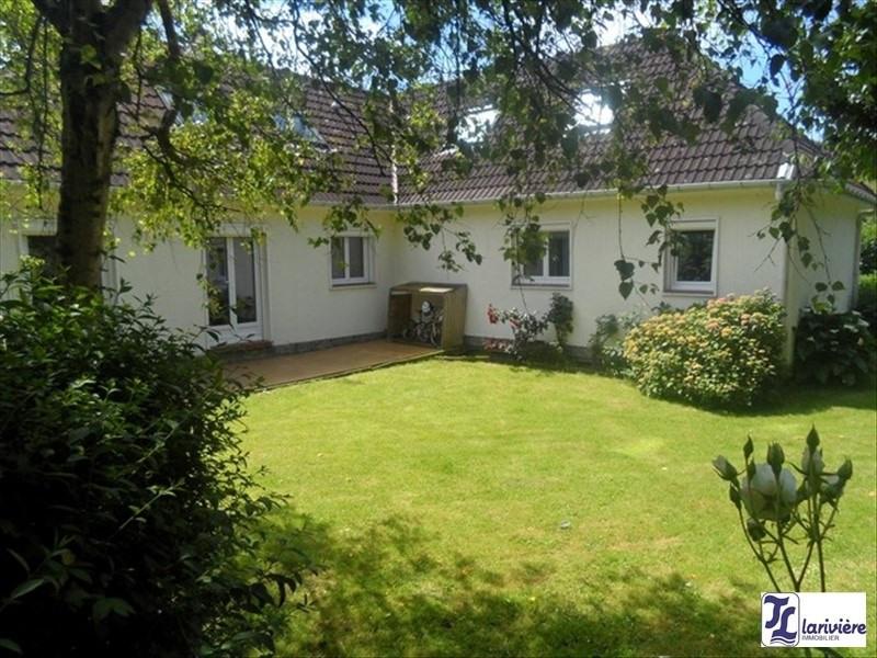 Vente maison / villa Boulogne sur mer 278250€ - Photo 1