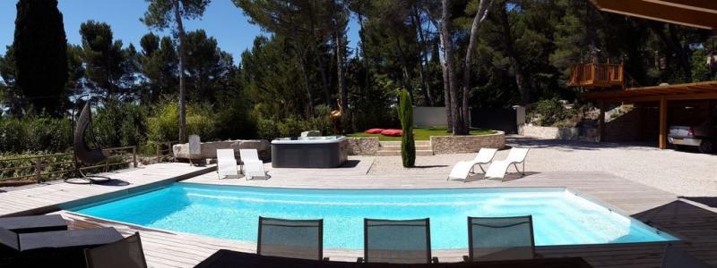 Vacation rental house / villa Aix en provence  - Picture 12