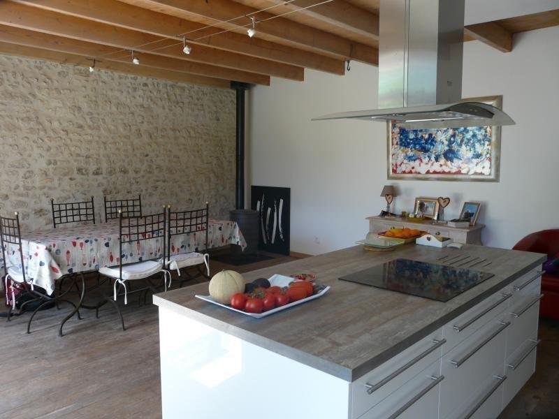Vente maison / villa Chevanceaux 383000€ - Photo 8