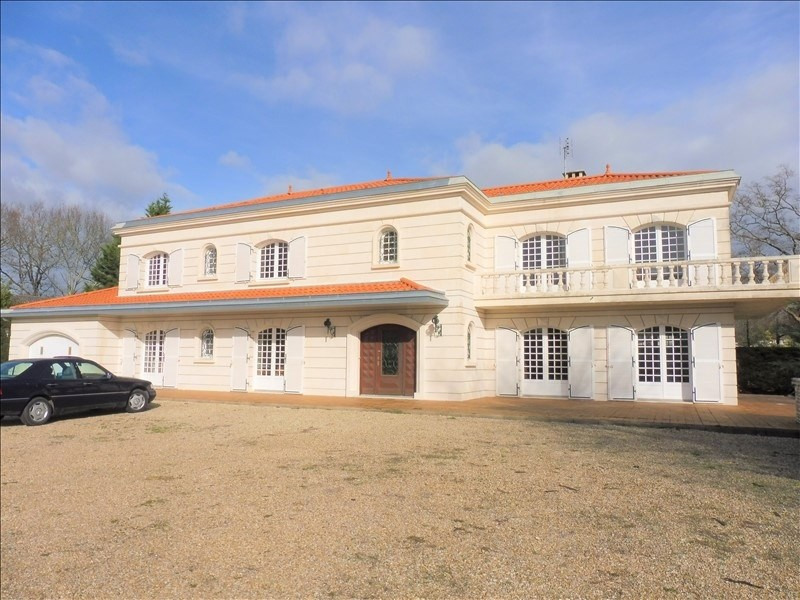 Deluxe sale house / villa Saint sulpice de royan 995000€ - Picture 1