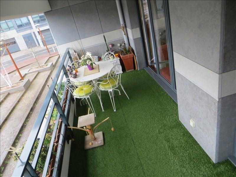 Sale apartment Issy les moulineaux 535000€ - Picture 2