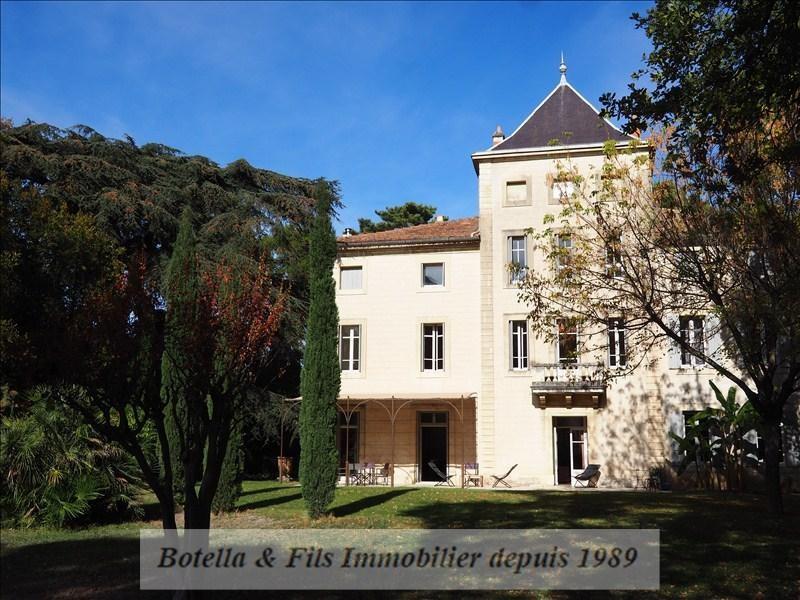 Immobile residenziali di prestigio castello Uzes 889000€ - Fotografia 2
