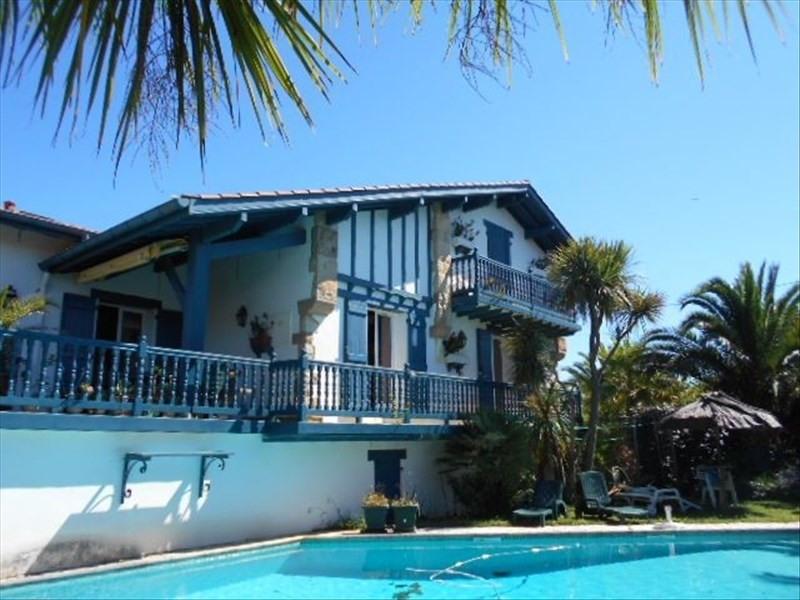 Vente de prestige maison / villa Bidart 1095000€ - Photo 1