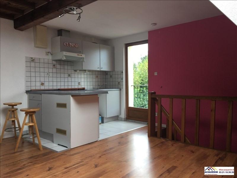 Location appartement Carvin 500€ CC - Photo 1
