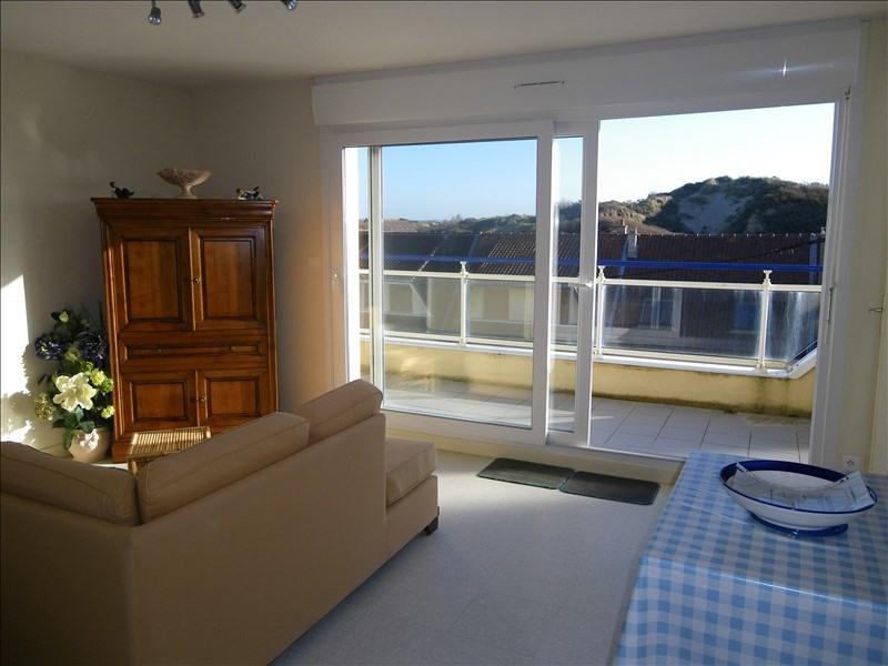 Vente appartement Fort mahon plage 165750€ - Photo 1