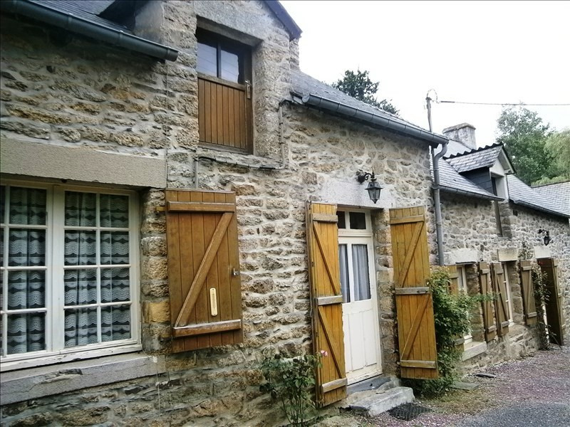 Vente maison / villa Pleucadeuc 75600€ - Photo 1