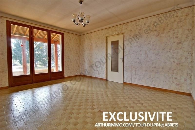 Sale house / villa Les abrets 169000€ - Picture 3