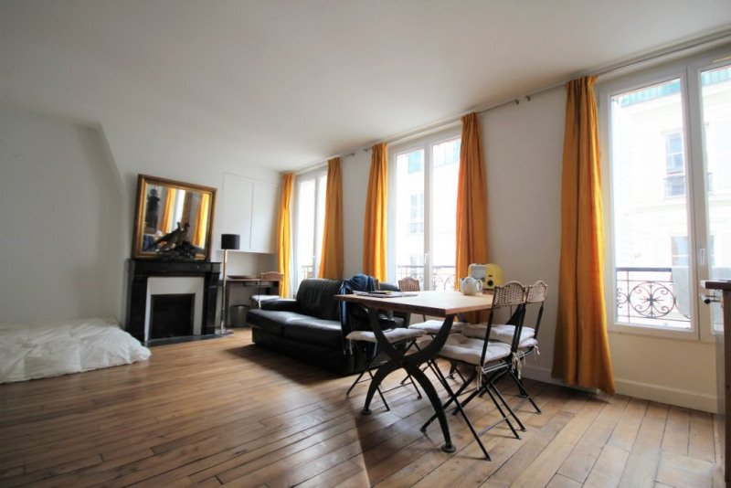 2 pièces - Montmartre