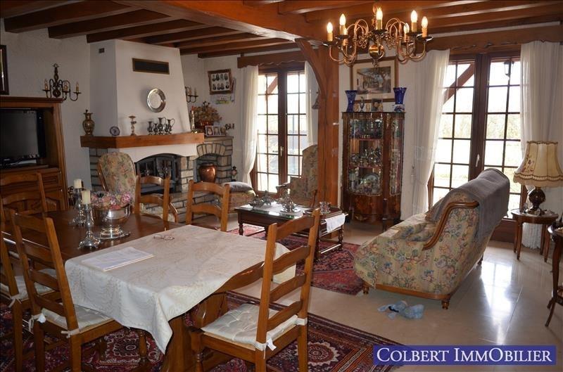 Vente maison / villa St georges sur baulche 430000€ - Photo 1