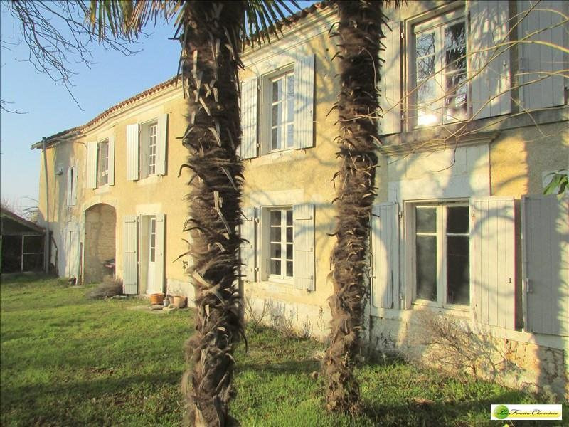 Vente maison / villa Gourville 210 000€ - Photo 1