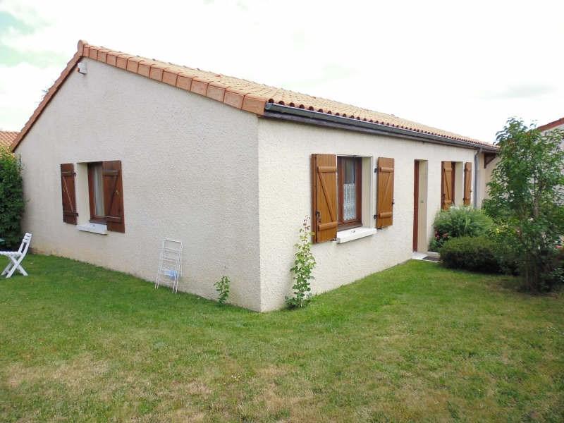 Vente maison / villa Poitiers 173200€ -  1