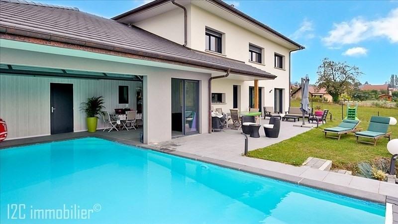 Vente maison / villa St genis pouilly 1245000€ - Photo 1