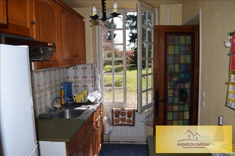 Sale house / villa La villeneuve en chevrie 208000€ - Picture 8