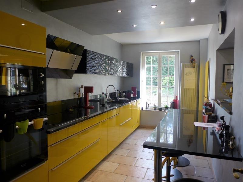 Deluxe sale house / villa Vaux 745000€ - Picture 4