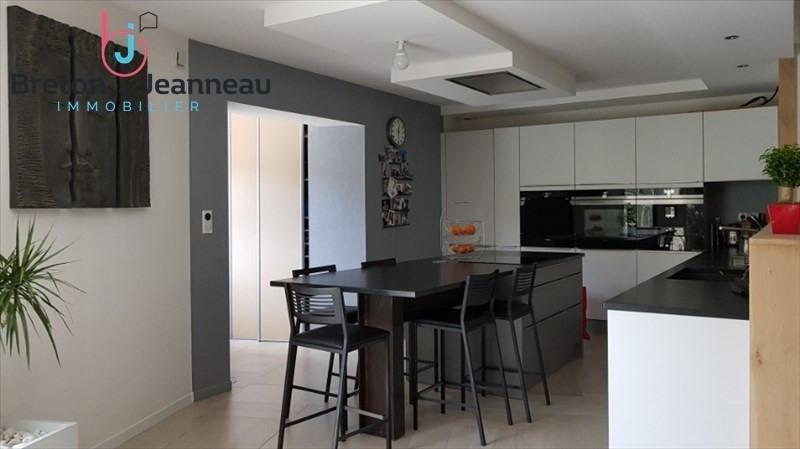 Vente maison / villa Montigne le brillant 436800€ - Photo 3