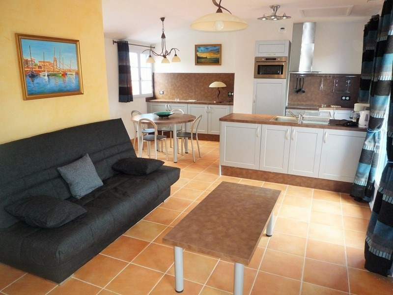 Vacation rental apartment Collioure 468€ - Picture 2
